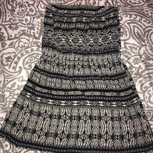 Forever 21 Patterned Mini Dress